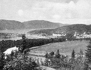 Tadoussac - Tadoussac, 1900