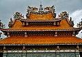 Taipeh Guandu Temple Haupthalle Rückseite 6.jpg