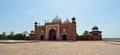 Taj Mosque - Eastern Facade - Taj Mahal Complex - Agra 2014-05-14 3832-3833.TIF