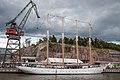 Tall Ships Race Ships - Turku - Finland-6 (36171620611).jpg