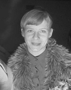 Tamara Lazakovich - Tamara Lazakovich in 1972
