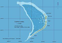 塔翁吉环礁