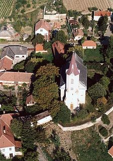 Tarcal Place in Northern Hungary, Hungary