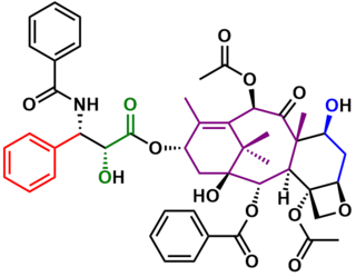Holton Taxol total synthesis