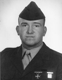 Karl G. Taylor Sr. Marine Corps Medal of Honor recipient (1939-1968)