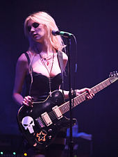 552d79971093 Taylor Momsen was the first face of Material Girl.