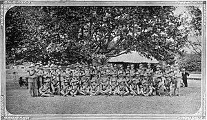 Shanghai Volunteer Corps - Portuguese Company of the SVC in 1908.