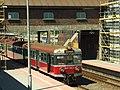 Tczew, nádraží, vlak směr Smetowo.JPG