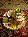 Tea and Tray - Bazaar of Omar Khayyam - Night - Nishapur 2.JPG