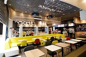 McDonald's Israel - A McDonald's Restaurant in Tel Aviv