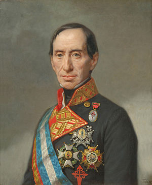 First Upper Peru campaign - José Manuel de Goyeneche, victor of the Battle of Huaqui.
