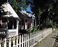 Tennessee Williams House, Duncan Street, Key West 1987.jpg