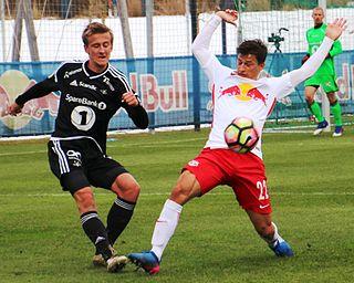 Erlend Dahl Reitan association football player
