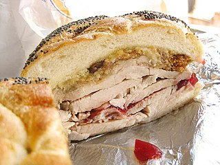 Pilgrim (sandwich) sandwich