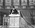 The 13th Dalai Lama sitting on a throne at Norbulingka in 1921.jpg