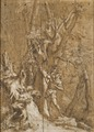 The Abandoned Oidipus (Salvator Rosa) - Nationalmuseum - 23888.tif