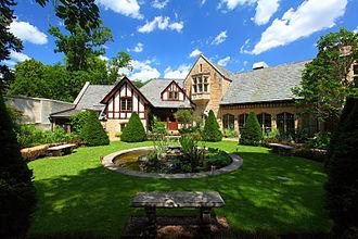 The Bakken - Image: The Bakken Museum Medicinal Garden View