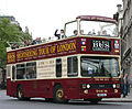 The Big Bus Company bus EM852 (A852 SUL) 1983 Leyland Titan B15, Westminster, 13 May 2006 cropped.jpg