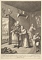 The Curate and Barber Disguising Themselves to Convey Don Quixote Home (Six Illustrations for Don Quixote) MET DP824971.jpg