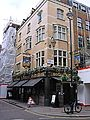The Dog And Duck Pub In Soho - London. (22482585262).jpg