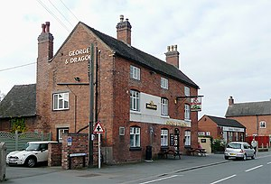 Alrewas - The George and Dragon
