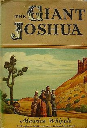 The Giant Joshua - First edition (1942), Houghton Mifflin