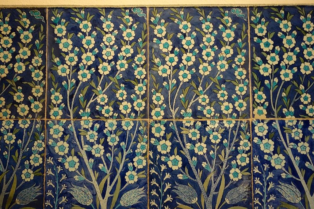 Art islamique dans le musée Calouste Gulbenkian à Lisbonne - Photo de Mike Steel