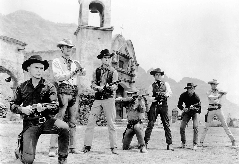 File:The Magnificent Seven cast publicity photo.jpg