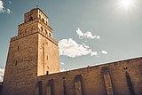 The Minaret of the Great Mosque Okba of Kairouan, Tunisia.jpg