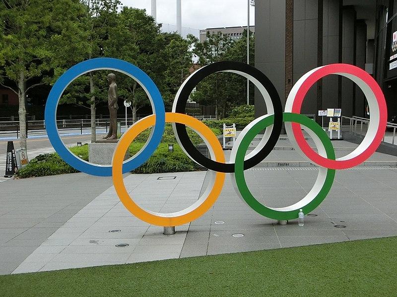 File:The Olympic Rings in Tokyo 01.jpg