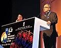 The Secretary, Ministry of Information and Broadcasting, Shri Bimal Julka addressing at the inaugural ceremony of the 44th International Film Festival of India (IFFI-2013), in Panaji, Goa on November 20, 2013.jpg