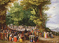 The Sermon on the Mount by Jan Brueghel the Elder, Getty Center.jpg