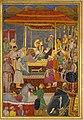 The Submission of Maharana Amar Singh of Mewar to Prince Khurram (Shah Jahan).jpg