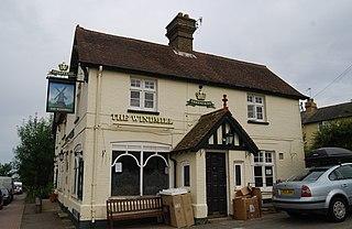Sevenoaks Weald a village located in Sevenoaks, United Kingdom