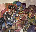 The Women and the Fruits by Aristarkh Lentulov (1917).jpg