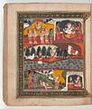 The mahatmya of the tenth adhyaya. The servant Wellcome L0025404.jpg