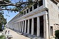 The reconstructed Stoa of Attalus II (159-138 B.C.) in Athens (2).jpg