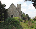 The ruin of St Margaret's church - geograph.org.uk - 1281715.jpg