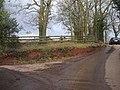 The track to Pen-y-banc Uchaf Farm - geograph.org.uk - 1702758.jpg