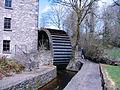 The waterwheel at Bealick mill - geograph.org.uk - 493568.jpg