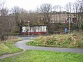 The western end of the Fartown cycleway, Fartown, Huddersfield - geograph.org.uk - 345817.jpg