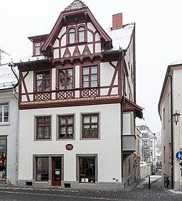 Theatergasse in Konstanz