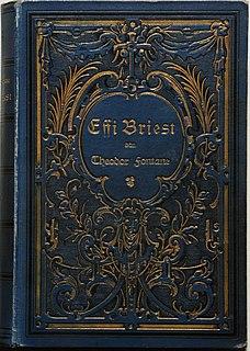 novel written by Theodor Fontane