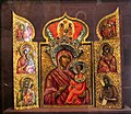 Theotokos of Tikhvin (1670s, Annunciation Cathedral in Moscow) by shakko.jpg