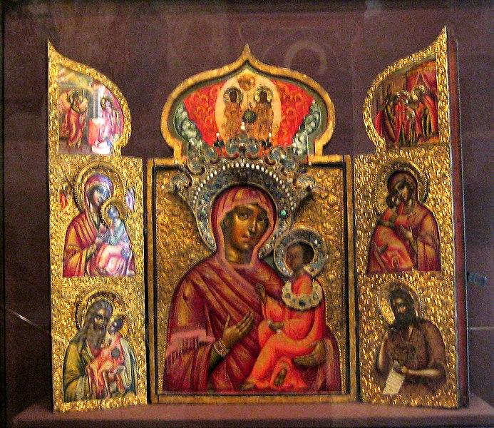 Купить икону Святой Софии. Киев. Украина - YouTube