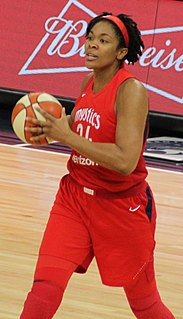 Krystal Thomas American professional womens basketball player