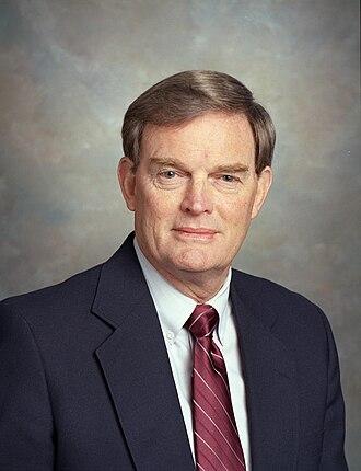 T. Jack Lee - Official NASA portrait of Thomas Jack Lee