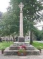 Thorp Arch War Memorial - Village Green - geograph.org.uk - 959152.jpg