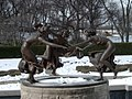 Three Dancing Maidens, Central Park.JPG