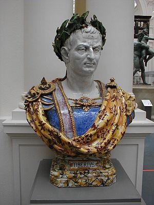 Lucius Arruntius the Younger - Tiberius